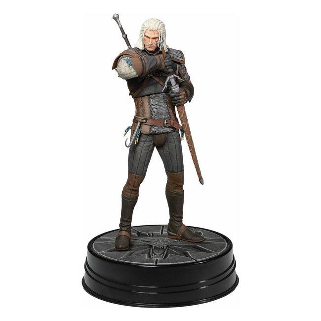 Dark Horse Comics Witcher 3 Wild Hunt PVC Statue Heart of Stone Geralt Deluxe 24 cm
