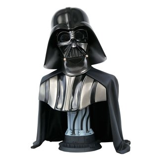 Gentle Giant Studios Star Wars Episode IV Legends in 3D Bust 1/2 Darth Vader 25 cm