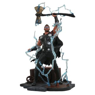 Diamond Select Toys Avengers Infinity War Marvel Gallery PVC Statue Thor 23 cm