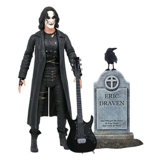 Diamond Select Toys The Crow Deluxe Action Figure Eric Draven 18 cm