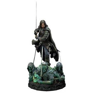 Prime 1 Studio Lord of the Rings Statue 1/4 Aragorn 76 cm