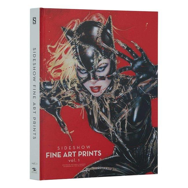 Sideshow Collectibles Book Fine Art Prints Vol. 1