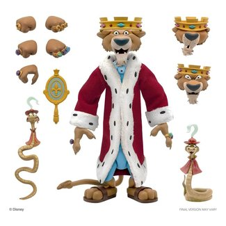 Super7 Disney Ultimates Action Figure Prince John 18 cm