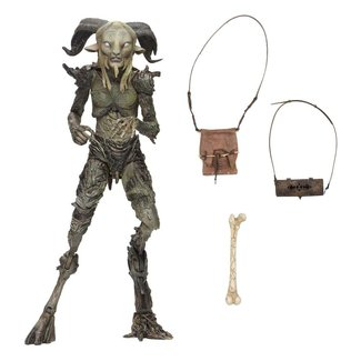 NECA  Guillermo del Toro Signature Collection Action Figure Old Faun (Pan's Labyrinth) 23 cm
