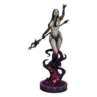 Sideshow Collectibles Sideshow Originals Statue Dark Sorceress: Guardian of the Void 51 cm
