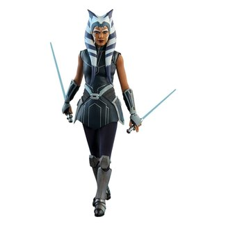 Hot Toys Star Wars The Clone Wars Action Figure 1/6 Ahsoka Tano 29 cm