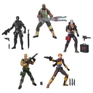 Hasbro G.I. Joe Classified Series Action Figures 15 cm 2020 Wave 1 Assortment (5)