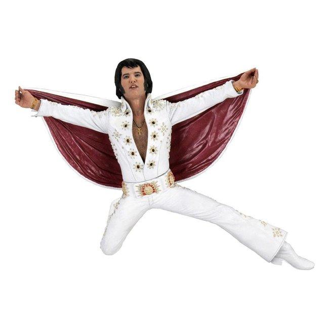 NECA  Elvis Presley Action Figure Live in ´72