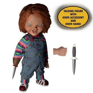 Mezco Toys Child´s Play 2 Designer Series Talking Menacing Chucky 38 cm