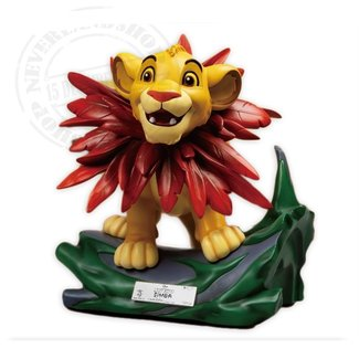 Beast Kingdom Disney (The Lion King) Master Craft Statue Little Simba 31 cm