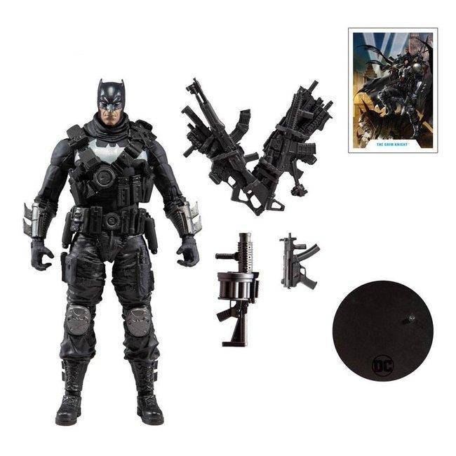 McFarlane DC Multiverse Action Figure Dark Nights Metal Grim Knight 18 cm