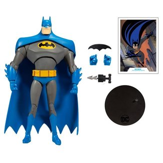 McFarlane DC Multiverse Animated Action Figure Animated Batman Variant Blue/Gray 18 cm