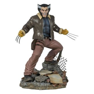 Diamond Select Toys Marvel Comic Gallery PVC Statue Days of Future Past Wolverine 23 cm