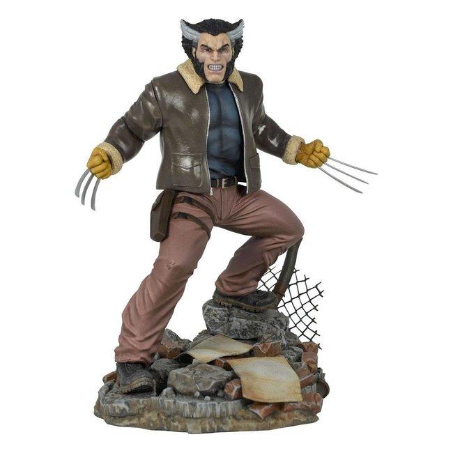 Diamond Select Toys Marvel Comic Gallery PVC Statue Days of Future Past Wolverine 23 cm
