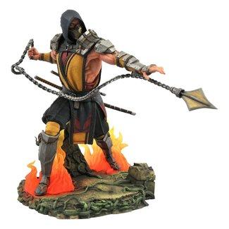 Diamond Select Toys Mortal Kombat 11 Gallery PVC Statue Scorpion