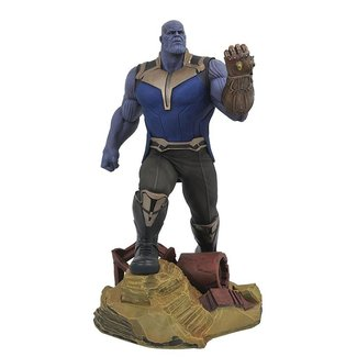 Diamond Select Toys Avengers Infinity War Marvel Gallery PVC Statue Thanos 23 cm