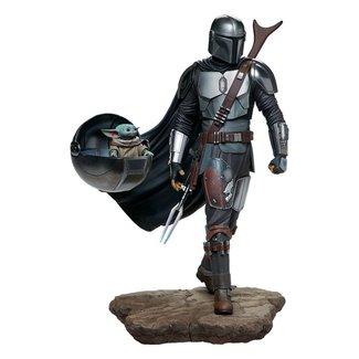 Sideshow Collectibles Star Wars The Mandalorian Premium Format Figure 51 cm