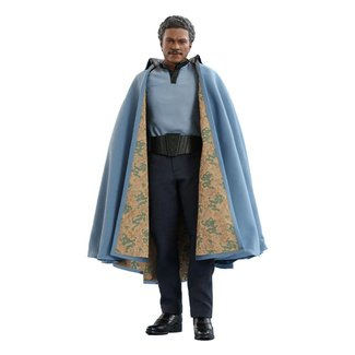 Hot Toys Star Wars Action Figure 1/6 Lando Calrissian The Empire Strikes Back 40th Anniversary Collection 30