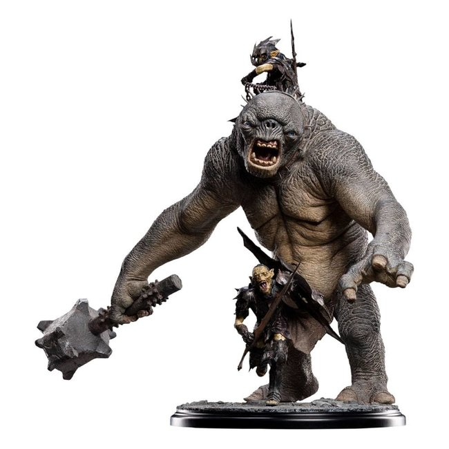 Weta Workshop The Lord of the Rings Statue 1/6 The Cave Troll of Moria 62 cm