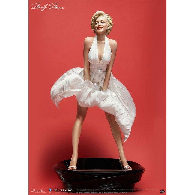 Blitzway Marilyn Monroe Superb Scale Hybrid Statue 1/4 Marilyn Monroe 46 cm