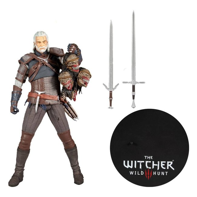 McFarlane The Witcher Action Figure Geralt 30 cm
