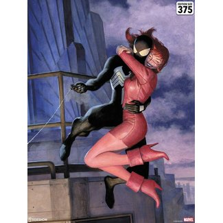 Sideshow Collectibles Marvel Art Print The Amazing Spider-Man #638: One Moment In Time 46 x 61 cm - unframed