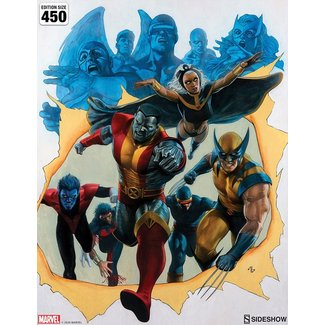 Sideshow Collectibles Marvel Art Print Giant-Size X-Men 56 x 67 cm - unframed