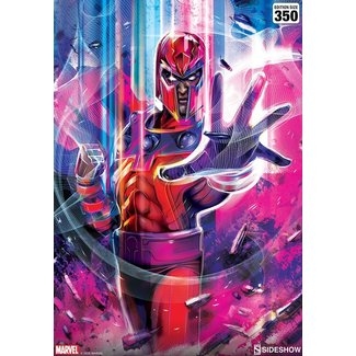 Sideshow Collectibles Marvel Art Print Magneto 46 x 61 cm - unframed