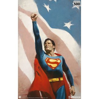 Sideshow Collectibles DC Comics Art Print Someone To Believe In 46 x 61 cm - unframed