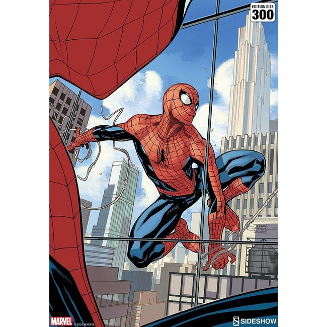 Sideshow Collectibles Marvel Art Print The Amazing Spider-Man: #800 46 x 61 cm - unframed
