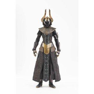 ThreeZero Destiny 2 Action Figure 1/6 Warlock Philomath Golden Trace Shader 32 cm