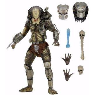 NECA  Predator Actionfigure Ultimate Jungle Hunter