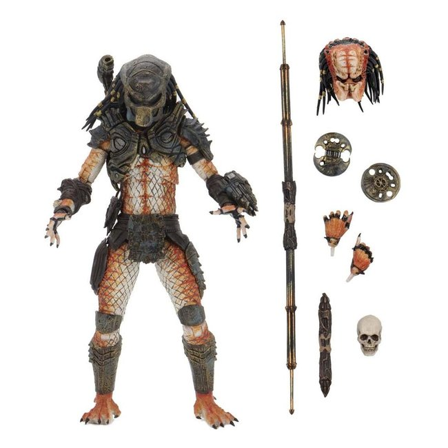 NECA  Predator 2 Action Figure Ultimate Stalker Predator 20 cm