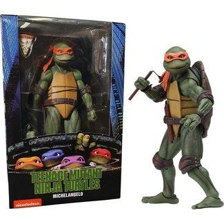 NECA  Teenage Mutant Ninja Turtles Action Figure Michelangelo 18 cm
