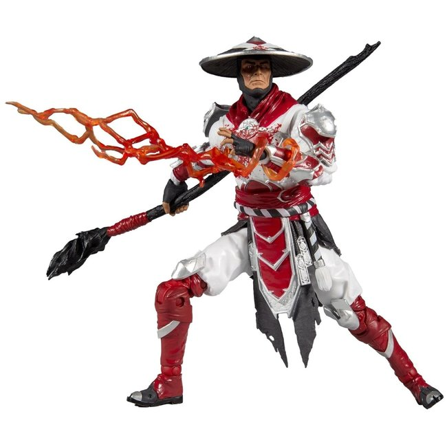McFarlane Mortal Kombat 4 Action Figure Raiden Bloody 18 cm