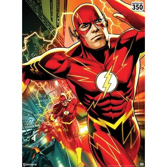 Sideshow Collectibles DC Comics Art Print The Flash 46 x 61 cm - unframed