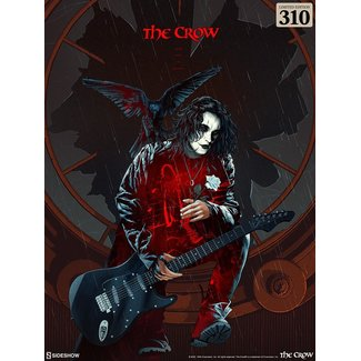 Sideshow Collectibles The Crow Art Print Real Love Is Forever 46 x 61 cm - unframed
