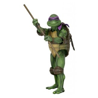 NECA  Teenage Mutant Ninja Turtles Action Figure 1/4 Donatello 42 cm