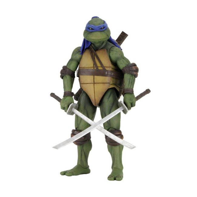 NECA  Teenage Mutant Ninja Turtles Action Figure 1/4 Leonardo 42 cm