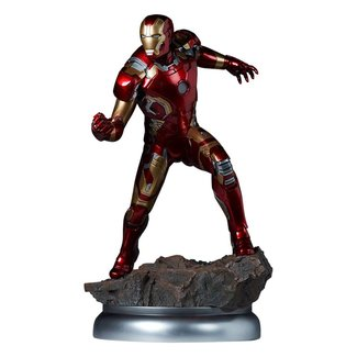 Sideshow Collectibles Avengers Age of Ultron Maquette 1/4 Iron Man Mark XLIII 51 cm
