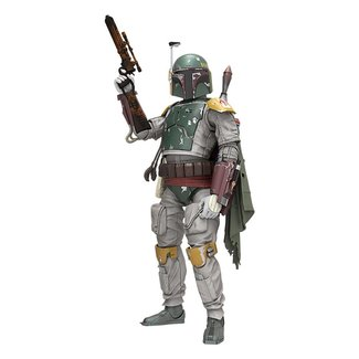 Hasbro Star Wars Episode VI Black Series Deluxe Action Figure 2021 Boba Fett 15 cm
