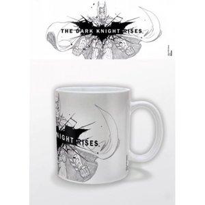 Batman Dark Knight Rises Mug Sketch