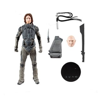 McFarlane Dune Build A Action Figure Lady Jessica 18 cm