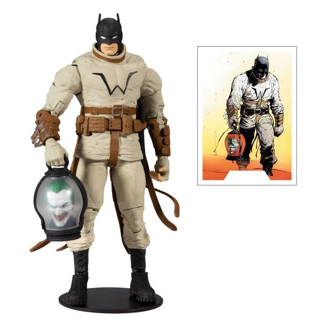 McFarlane DC Multiverse Build A Action Figure Bruce Wayne 18 cm