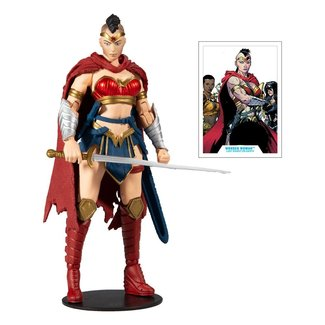 McFarlane DC Multiverse Build A Action Figure Wonder Woman 18 cm
