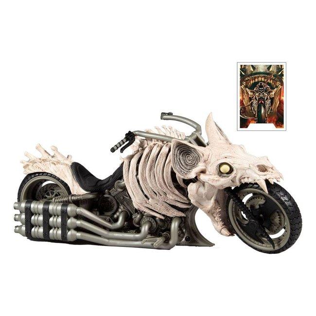 McFarlane DC Multiverse Vehicle Batcycle (Dark Nights: Death Metal)