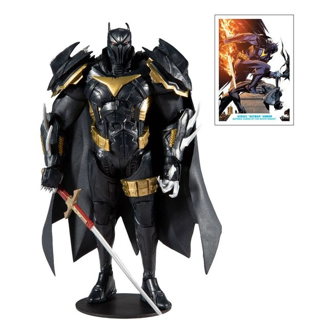 McFarlane DC Multiverse Action Figure White Knight Azbat 18 cm