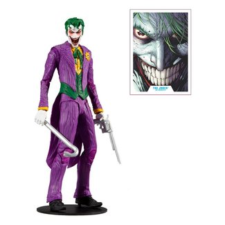 McFarlane DC Multiverse Action Figure Modern Comic Joker 18 cm