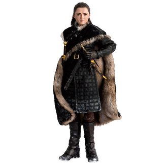ThreeZero Game of Thrones Action Figure 1/6 Arya Stark 25 cm