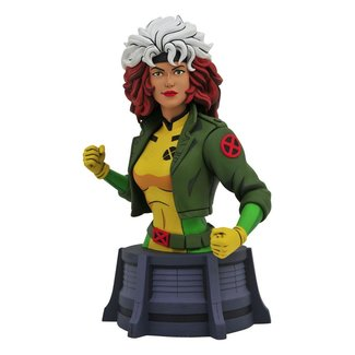 Diamond Select Toys Marvel X-Men Animated Series Bust Rogue 15 cm